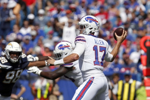 Five observations from Bills' loss to Chargers