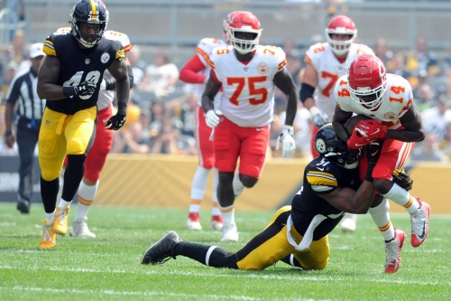 Knee Jerk Reactions from the Steelers defense-less loss to the Chiefs