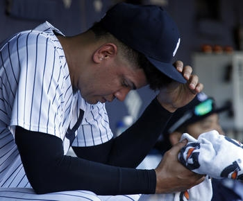 Betances blows save, Yankees fall to Jays with Red Sox next