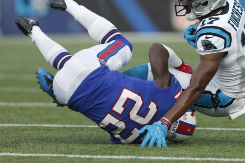 Vontae Davis quits, retires during Bills-Chargers game