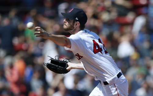 Chris Sale, Boston Red Sox ace: