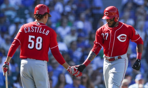 Luis Castillo, Cincinnati Reds out-pitch the Chicago Cubs to win series finale