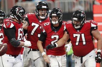 Matt Ryan throws & runs for a pair of TDs as Falcons defeat Panthers