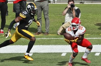 Steelers defense out of sorts in 42-37 loss to Chiefs
