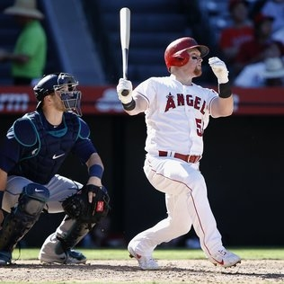 Mariners can't quite complete sweep as Angels salvage finale with 4-3 victory