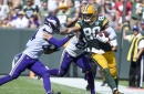 Packers Game Balls: Jimmy Graham arrives, JK Scott bombs away against Vikings