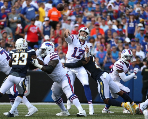 With loss to Chargers, Bills are on track to be worst team in NFL