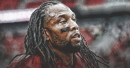 Cardinals WR Larry Fitzgerald suffers hamstring injury