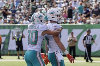 Dolphins sitting in 1st place in AFC East with 2-0 start