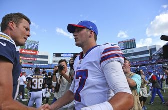 Bills rookie QB Allen draws upon lessons from Philip Rivers