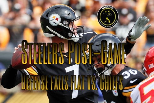 Podcast: Where the Steelers defense goes after disappointing loss to the Chiefs