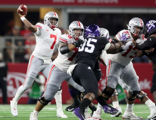 Ohio State football opens as 34-point favorite over Tulane