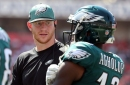 The Linc - Depleted Eagles offense needs Carson Wentz back