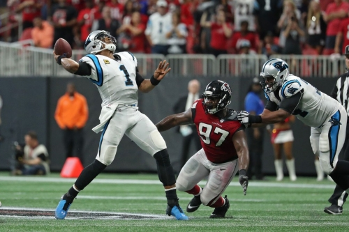 Monday Morning Optimist: Panthers' defense picked a bad day to have a bad day.
