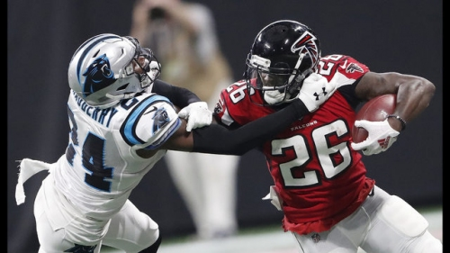 The Bow Tie Chronicles: McKinley, Campbell were stout in31-24 win over the Panthers