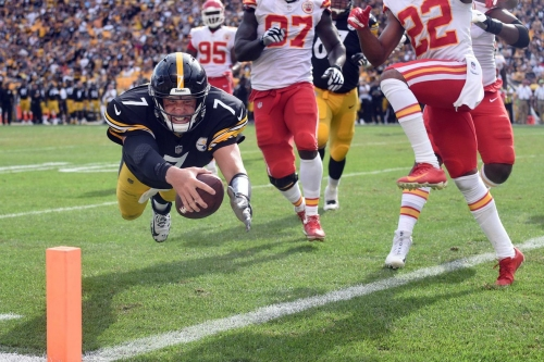 3 Winners and a ridiculously long list of Losers after the Steelers' dud vs. the Chiefs