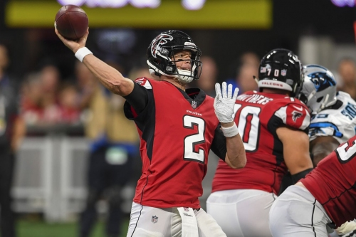 Falcons vs. Panthers: Who was the offensive player of the game?