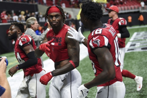 A complete offensive performance reminiscent of 2016 alleviates early-season tension in Atlanta