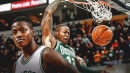 Terry Rozier explains origin of 'Scary Terry'