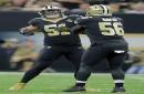 Saints snap counts: Coaches change linebacker deployment vs. Browns