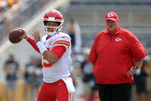 The Re-Up: This is the Kansas City scenario Andy Reid has dreamed about