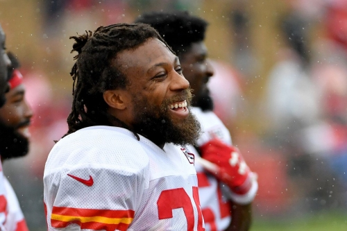 REPORT: Eric Berry could practice this week