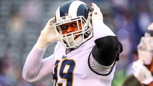 Aaron Donald feels Rams' defense can get even better