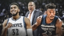 Report: Tom Thibodeau might have to choose between Karl-Anthony Towns, Jimmy Butler in upcoming meeting