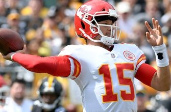 Mahomes is spreading the love all around Chiefs offense