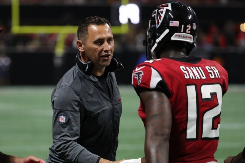 Falcons vs Panthers: Why this offensive performance could be a turning point for Steve Sarkisian