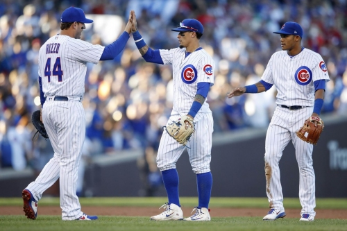 The Cubs, Brewers, Cardinals and remaining schedules
