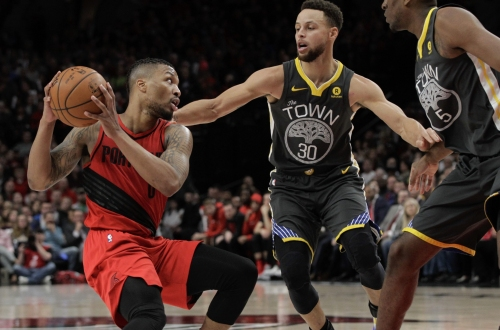 Stephen Curry chimes in on Damian Lillard's workout routine