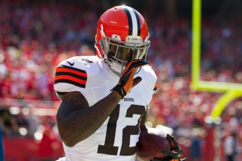 Jerry Rice says 49ers should 'stay away' from Josh Gordon