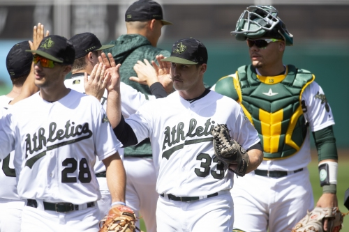On the move: Oakland A's find new home for Triple-A affiliate