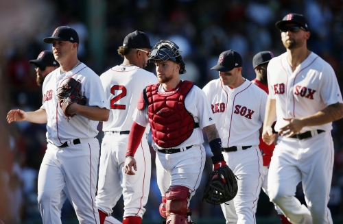 Boston Red Sox magic number: Sox clinch A.L. East with one win vs. Yankees