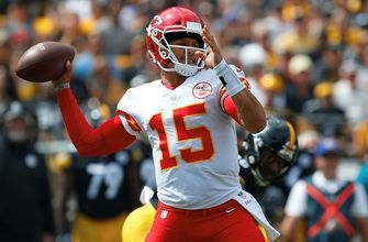 Jason Whitlock on Patrick Mahomes: 'I expect him to throw 60 touchdowns'