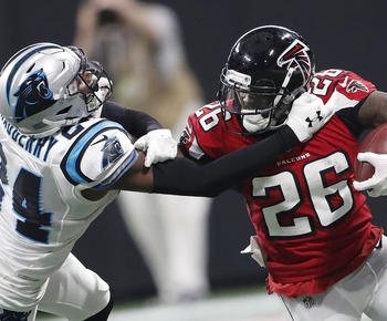 Panthers coach Rivera won't tolerate 'lazy' play on defense