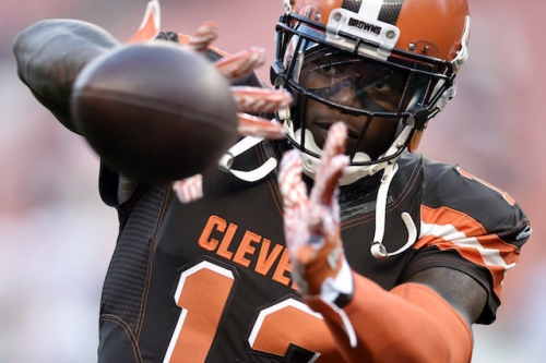 Browns trading Josh Gordon to Patriots: How much will he torment Jets?
