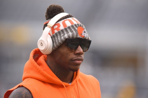 Josh Gordon traded to Patriots; Eagles reportedly weren't interested
