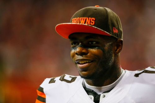 WR Josh Gordon traded to New England Patriots: Cleveland Browns give Tom Brady boom-or-bust talent