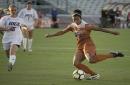 Cyera Hintzen leads UT soccer team to victory