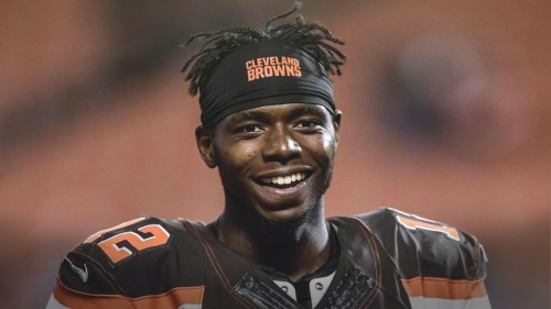 MRI on Josh Gordon's hamstring came out fine, could play Week 3 for Patriots