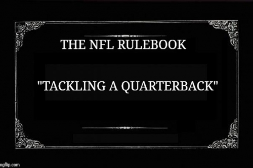 NFL Rulebook Special: Tackling a Quarterback, featuring Packers LB Clay Matthews