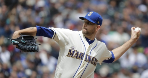 James Paxton returns to the Mariners, but still feeling the effects of influenza and pneumonia