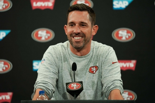 Live updates from Kyle Shanahan's Week 2 Monday wrap-up press conference
