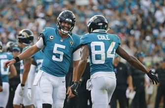 2nd-year pro Keelan Cole emerging as Jaguars' go-to receiver