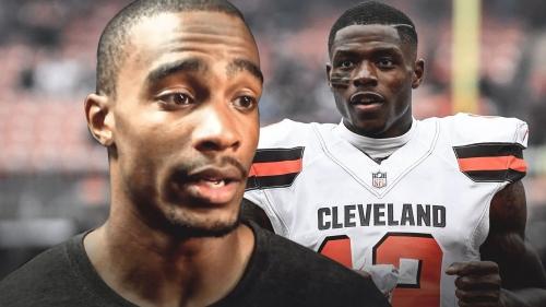Browns sign Rod Streater to take Josh Gordon's roster spot