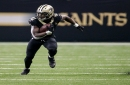 Snap Counts: Alvin Kamara getting most of the work at RB with Mark Ingram out