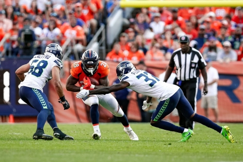 Seahawks vs. Bears inactives: Flowers out, King to start at CB
