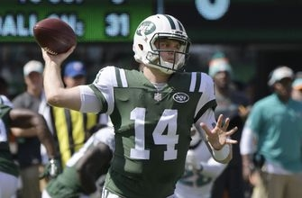Jets' Darnold focused on now, not being passed on by Browns